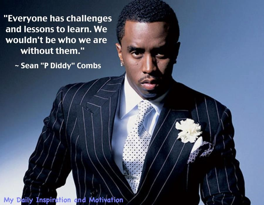 Sean P Diddy Combs Sean Diddy Combs Pinterest Quotes Sean