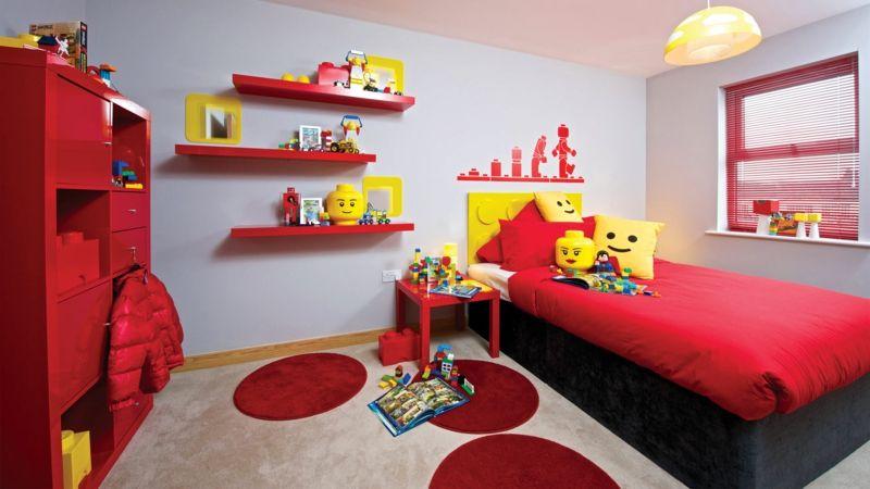 kinderzimmer junge 50 kinderzimmergestaltung ideen f r. Black Bedroom Furniture Sets. Home Design Ideas