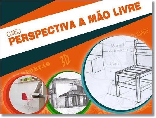 Curso Online de Aprenda a Desenhar em 3D - Perspectiva