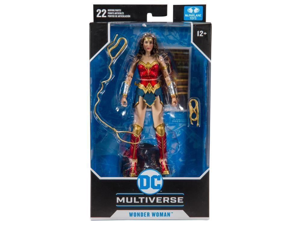 Dc Multiverse Comics Wave 2 7 Inch Wonder Woman 1984 Mcfarlane Toys Blog Do Armindo In 2020 Mcfarlane Toys Wonder Woman Comics