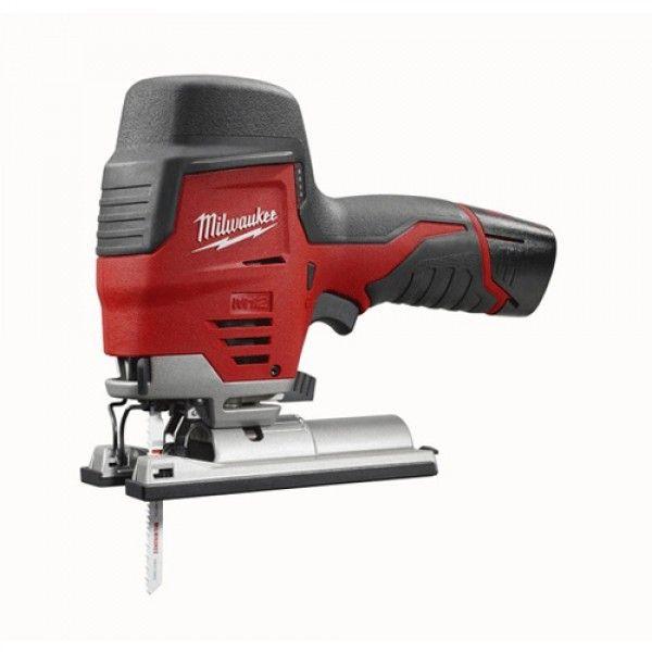 M12 12v Cordless Jig Saw Kit Milwaukee Power Tools Milwaukee Tools Cordless Power Tools