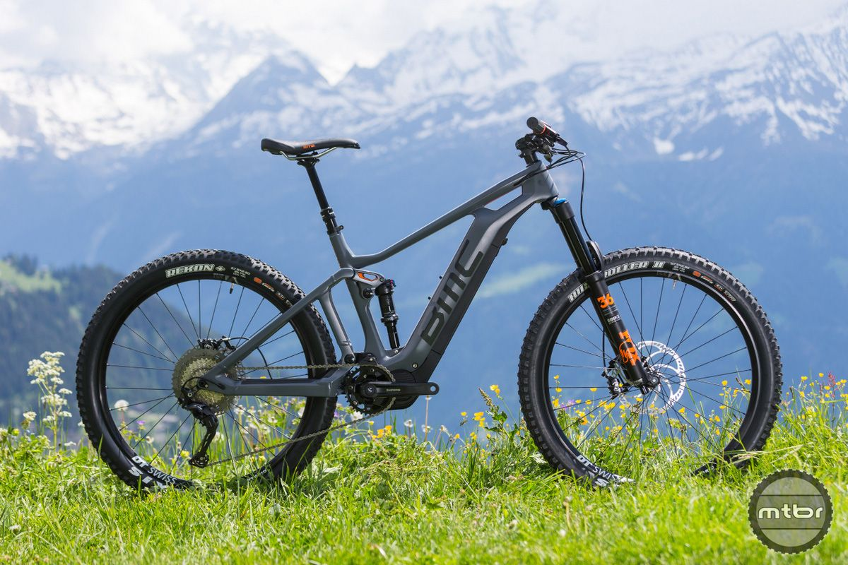 Bmc Trailfox Amp Emtb First Ride Review Mtbr Com Amp Riding