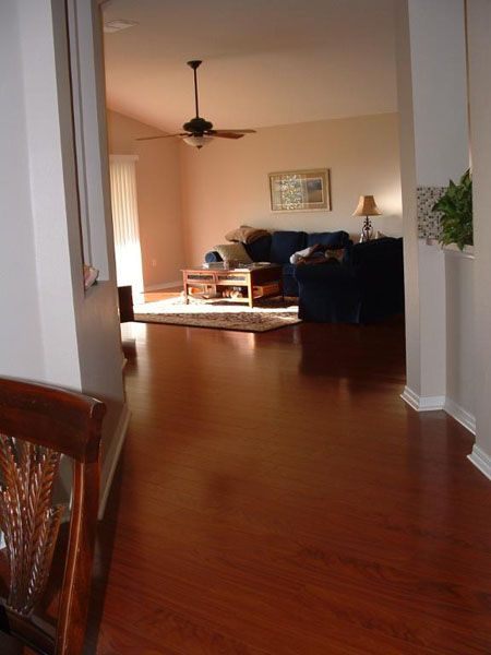 African Mahogany Is Beautiful And Easy, St James Collection Laminate Flooring African Mahogany