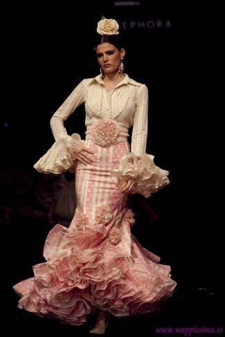 Traje de Flamenca - Faly-Feria-al-Rocio - Simof-2011