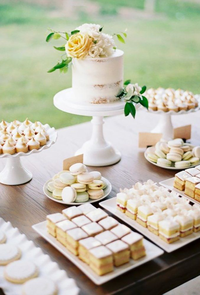 42 Wedding Dessert Table Ideas For Every Theme | Wedding Forward