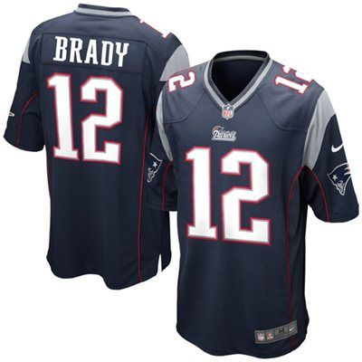 Mens New England Patriots Tom Brady Nike Navy Blue Game Jersey ... fea70611d5edc