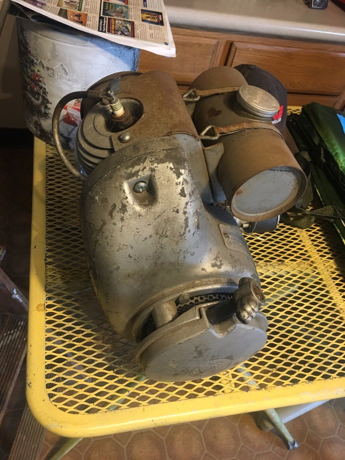 Vintage Power Products Kart Engine air boat motor