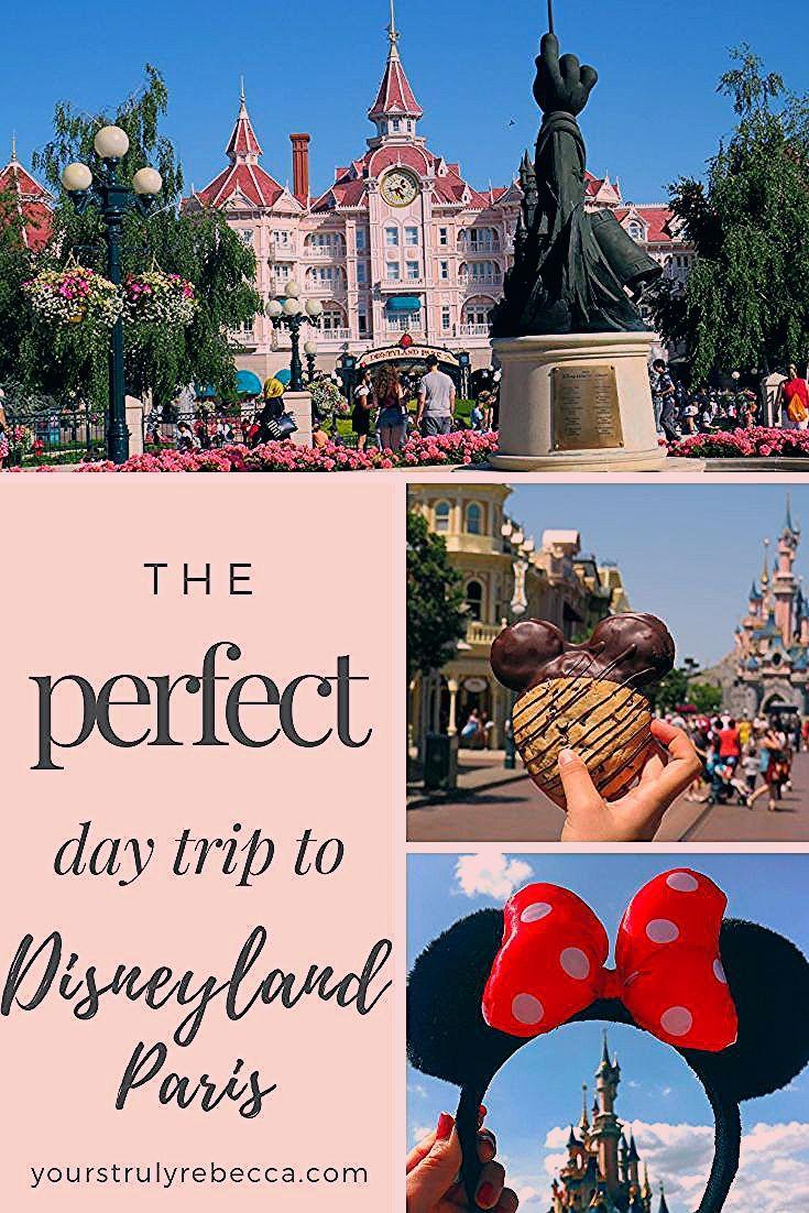 Photo of The Perfect Daytrip To Disneyland Paris – Summer Bucket List