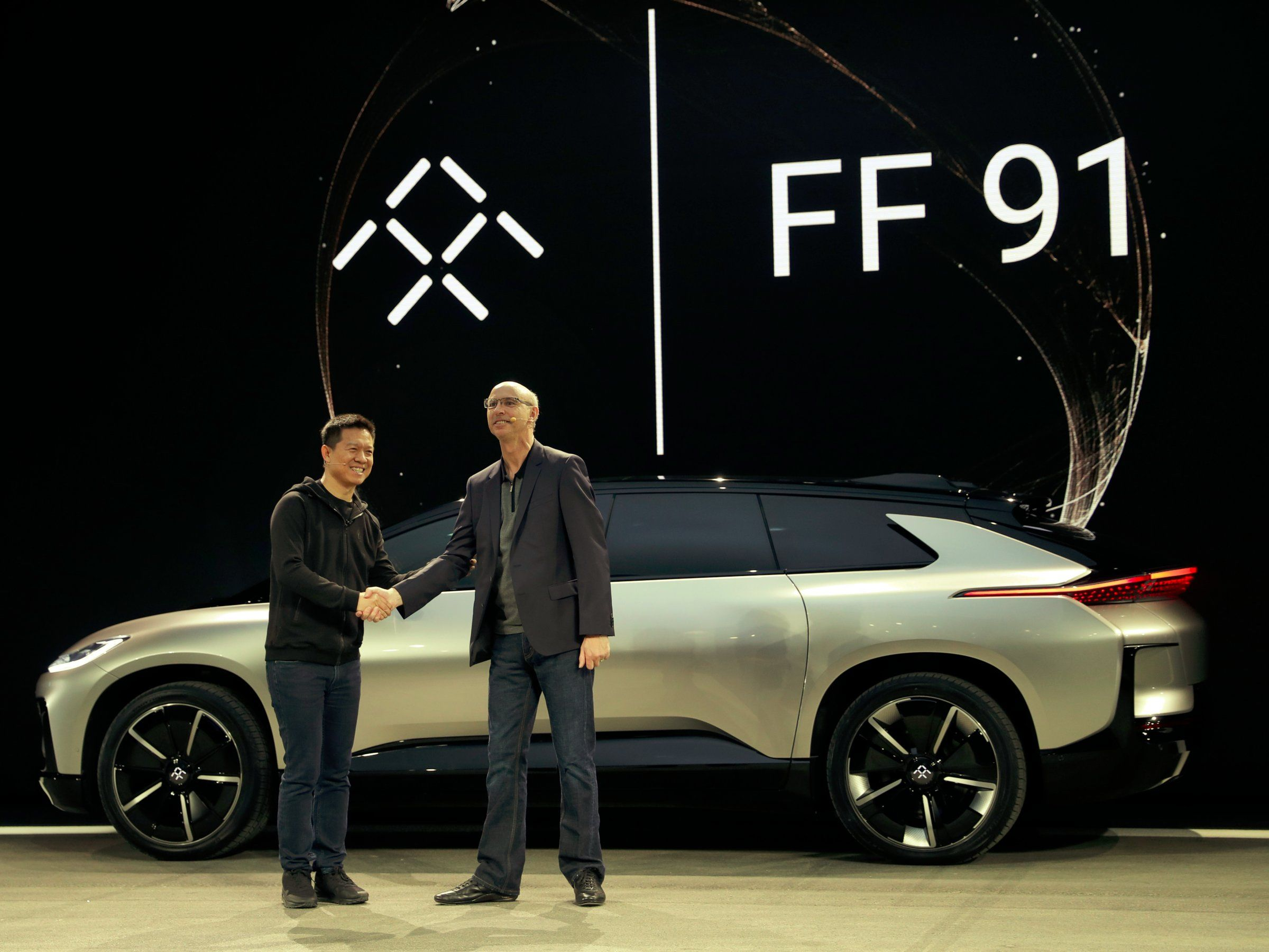Faraday Future Accused Of Defaulting On 1 8 Million In Payments To Visual Effects Company Faraday Future Future Car Jaguar Land Rover