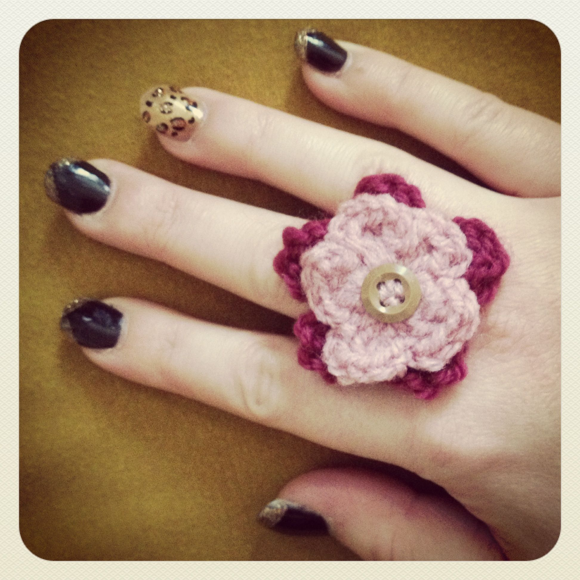 or knitted pin bow not sheepish rings ring knit tutorial girl one to
