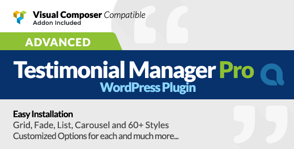 Free Download Advanced Testimonials Manager Pro Wordpress Plugin In 2020 Wordpress Plugins Plugins Wordpress Plugins Design