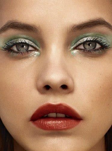 Love The Eye Shadow Evening Eye Makeup Makeup For Green Eyes