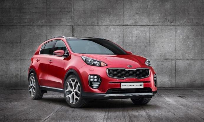2020 Kia Sportage Price Mobil