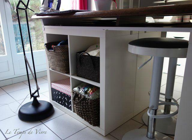 Amenager Son Atelier 1 La Table De Decoupe Tuto Inside Le
