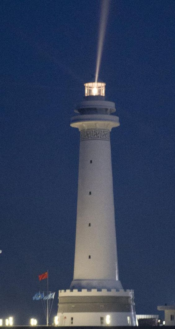 Chinese lighthouse to keep contact with contested islands in the South China Sea ~ Japan Times  ..rh