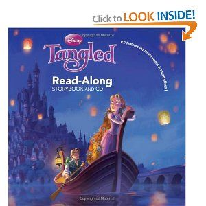 Tangled Read-Along Storybook & Cd By Lara Bergen