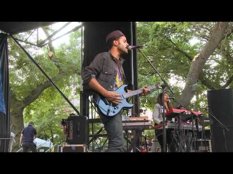// Twin Shadow - Shooting Holes At The Moon - Pitchfork Music Festival 2011