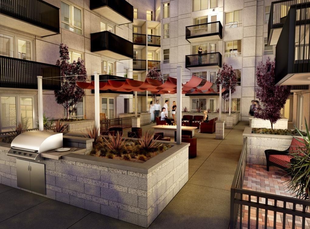Lex On Orange Bbq Apartments Exterior Looking For Apartments Apartment Communities