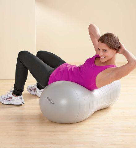 easy balance fitness ball kit  ball exercises yoga ball