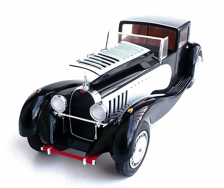 Entex 1 16 Scale 1931 Bugatti Royale Type 41 111 Coupe De Ville Binder Bugatti Royale Bugatti Coupe