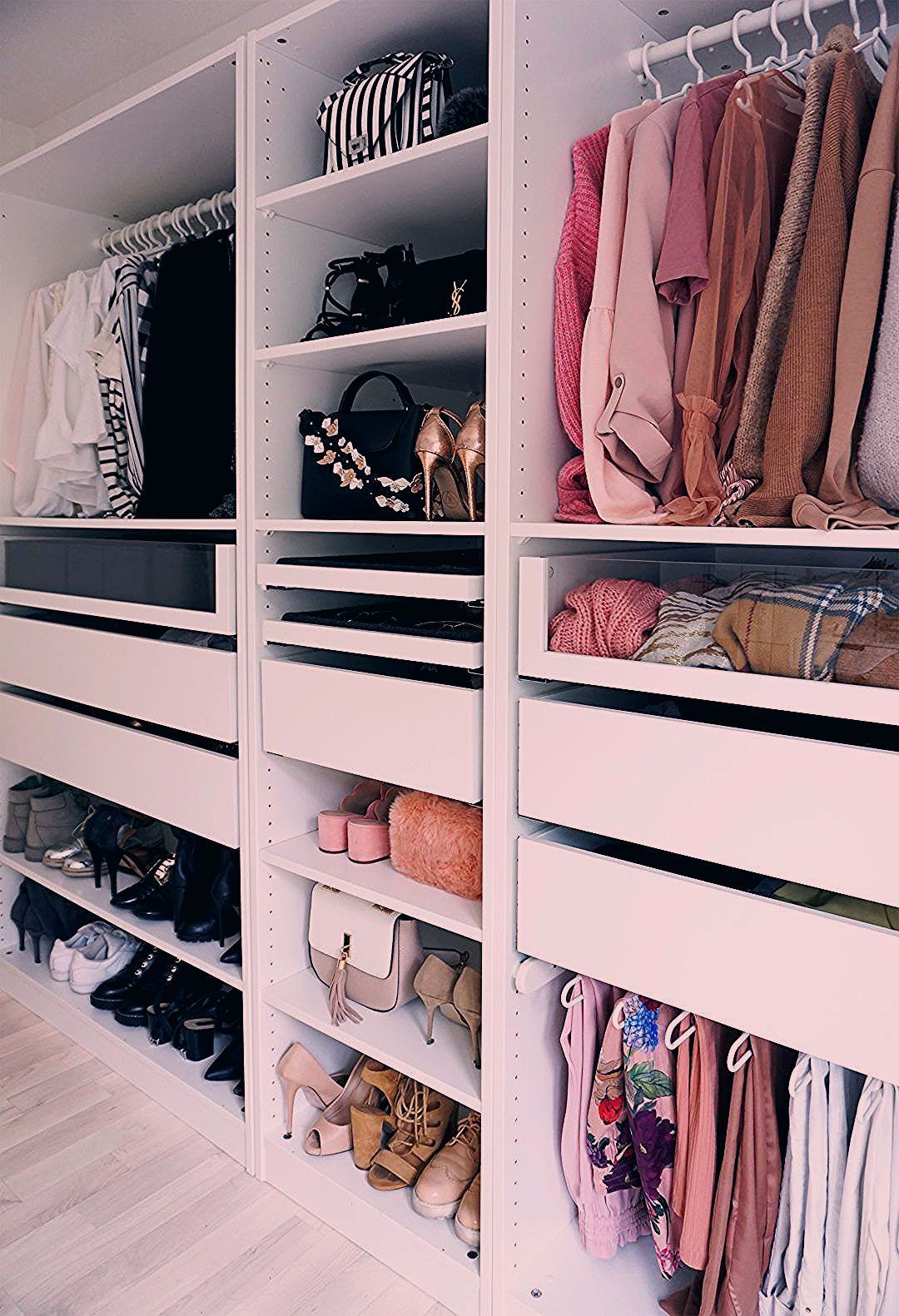 Epingle Par Melissa Alev Sur Wardrobe Closet En 2020 Idee