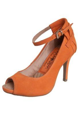 d8b5d2e7e Sandália Ramarim Total Comfort Pulseira Laranja | Chaussures ...