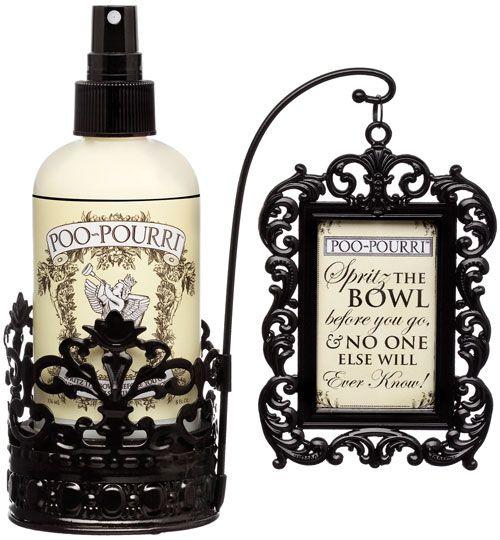 Poo Pourri Black Crown Holder Is Available Poo Pourri Poo Spray Holder