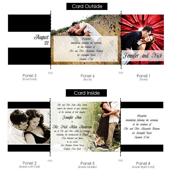 Target Wedding Invitations: Wedding Invitations By BasicInvite.com