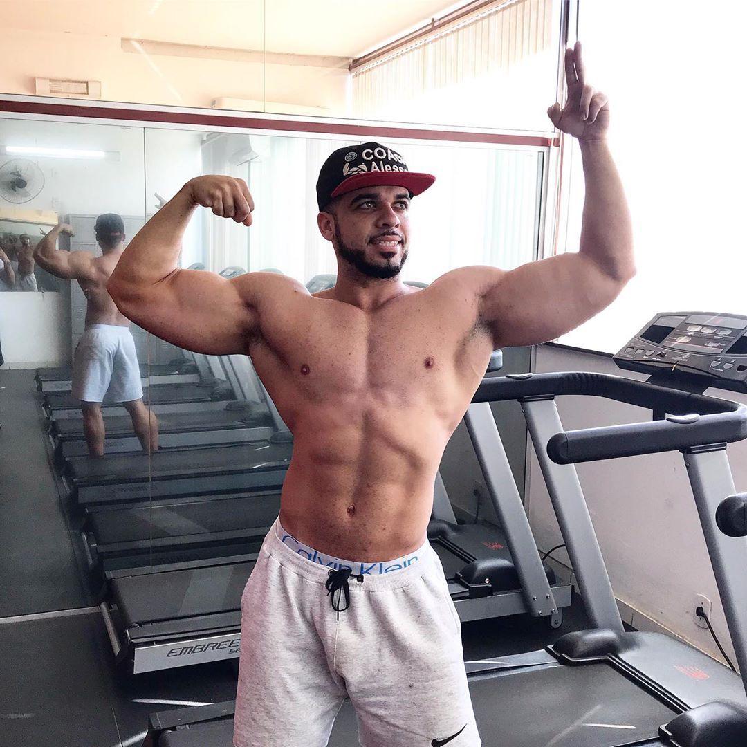 #musculacao  #fitness #academia #gym #treino #foco #bodybuilding #diet...