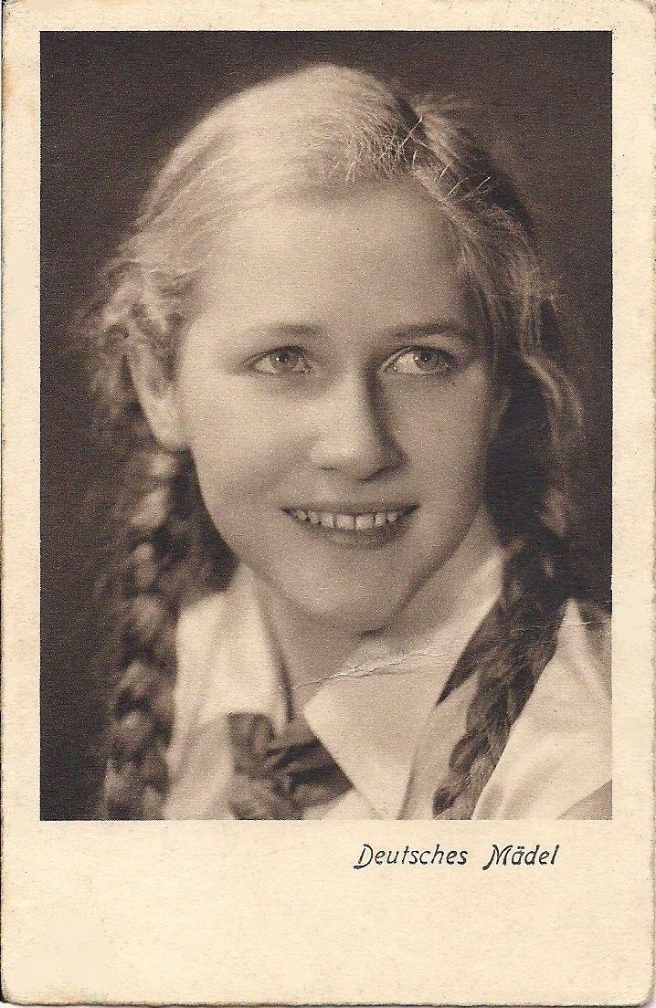German Teen Brunette Creampie