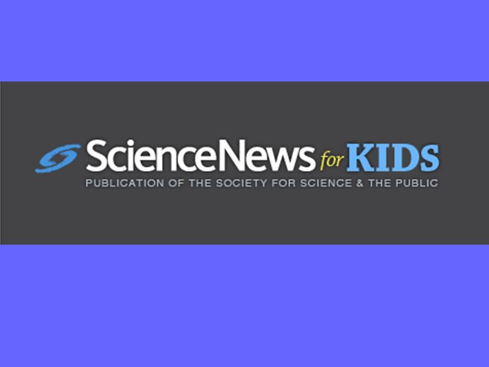 Nice Site With Current News Upper Elementary Science Science