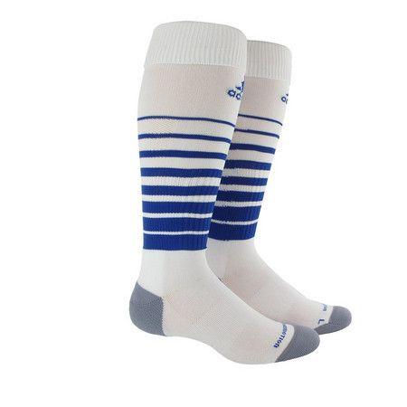 Adidas Team Speed Sock White Cobalt Soccer Socks Athletic Socks Socks