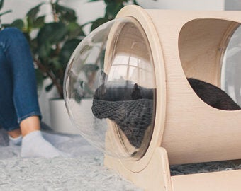 You Can Buy This Cat House In Our Store Cat Bed Cat Shelf Cat House Indoor Cat House Cat Bed Cave Ca Modern Cat Furniture Cat Furniture Cat Houses Indoor