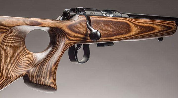 Hardware: CZ 455 Varmint Thumbhole Fluted | سلاح خرطوش
