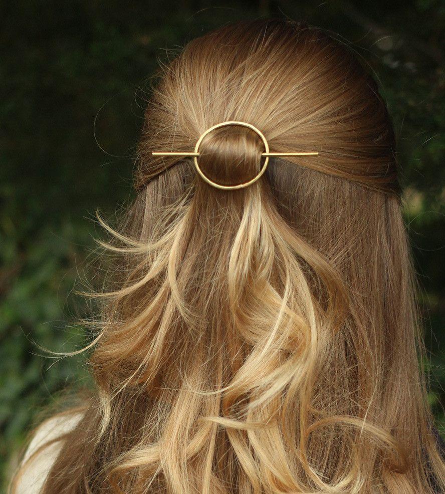 Beautiful joker geometric figure braid up hair accessories easy