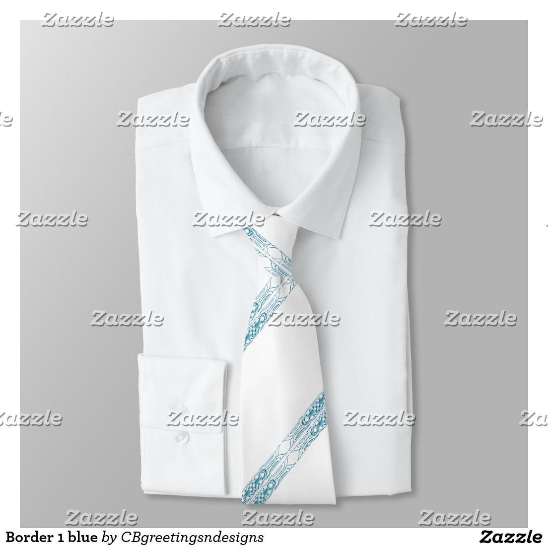 Pink dress shirt blue suit  Border  blue tie  Blue ties