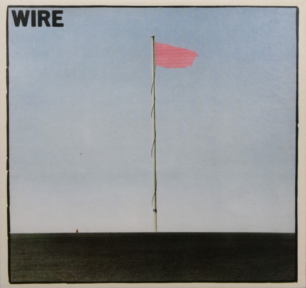 Wire - Pink Flag (1977) | Record Covers | Pinterest | Flags, Album ...