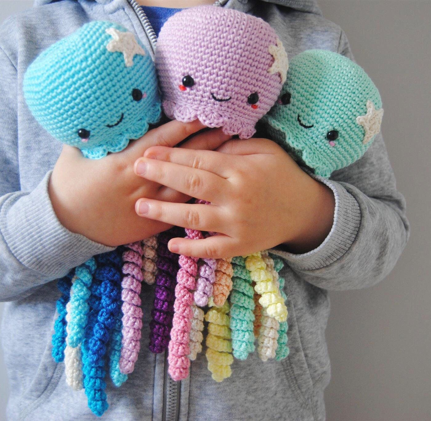 Crochet Octopus Pattern/ Amigurumi Octopus / Amigurumi Pattern/ Crochet Pattern #crochetoctopus