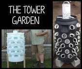 Photo of How to Make a Garden Tower from a Barrel | Incredible Tower Garden Ideas For Hom…