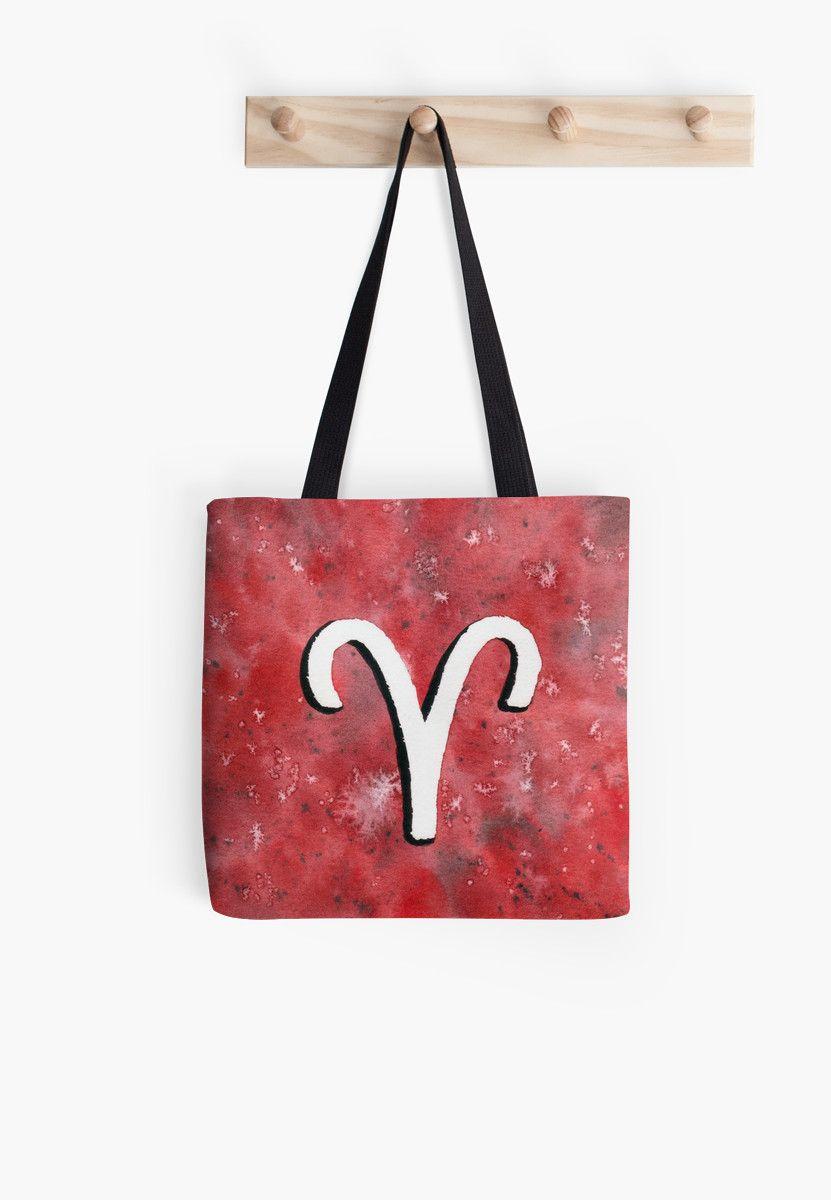 Zodiac sign : Aries | Tote Bag | Sac publicitaire, Sac et