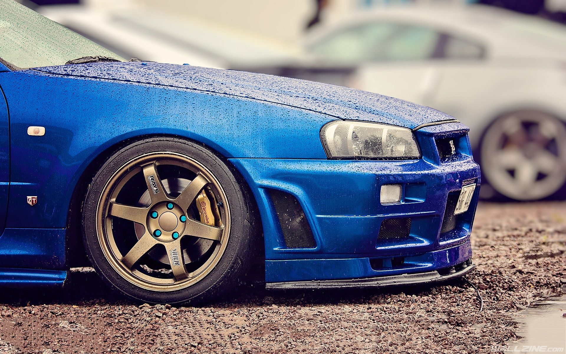 Nissan Skyline R34 Wallpaper Hd Desktop Wallpapers Nissan