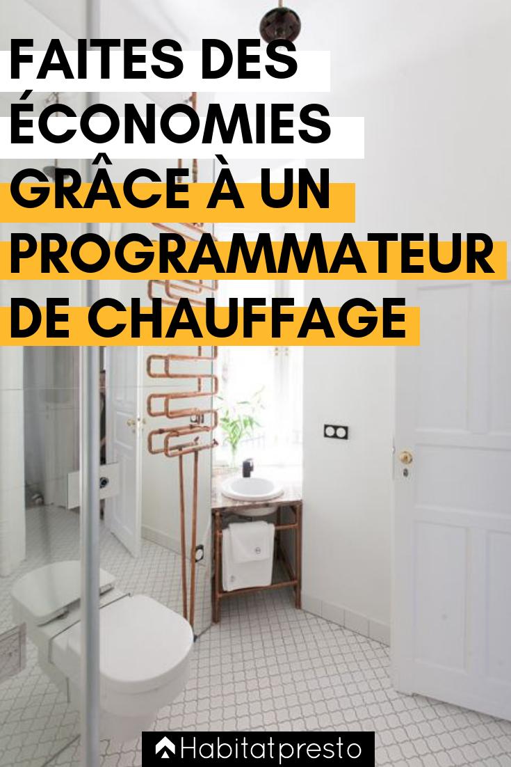Programmateur De Chauffage : Tout Savoir Pour Bien Le Choisir #radiateur  #chaudiere #chauffeeau