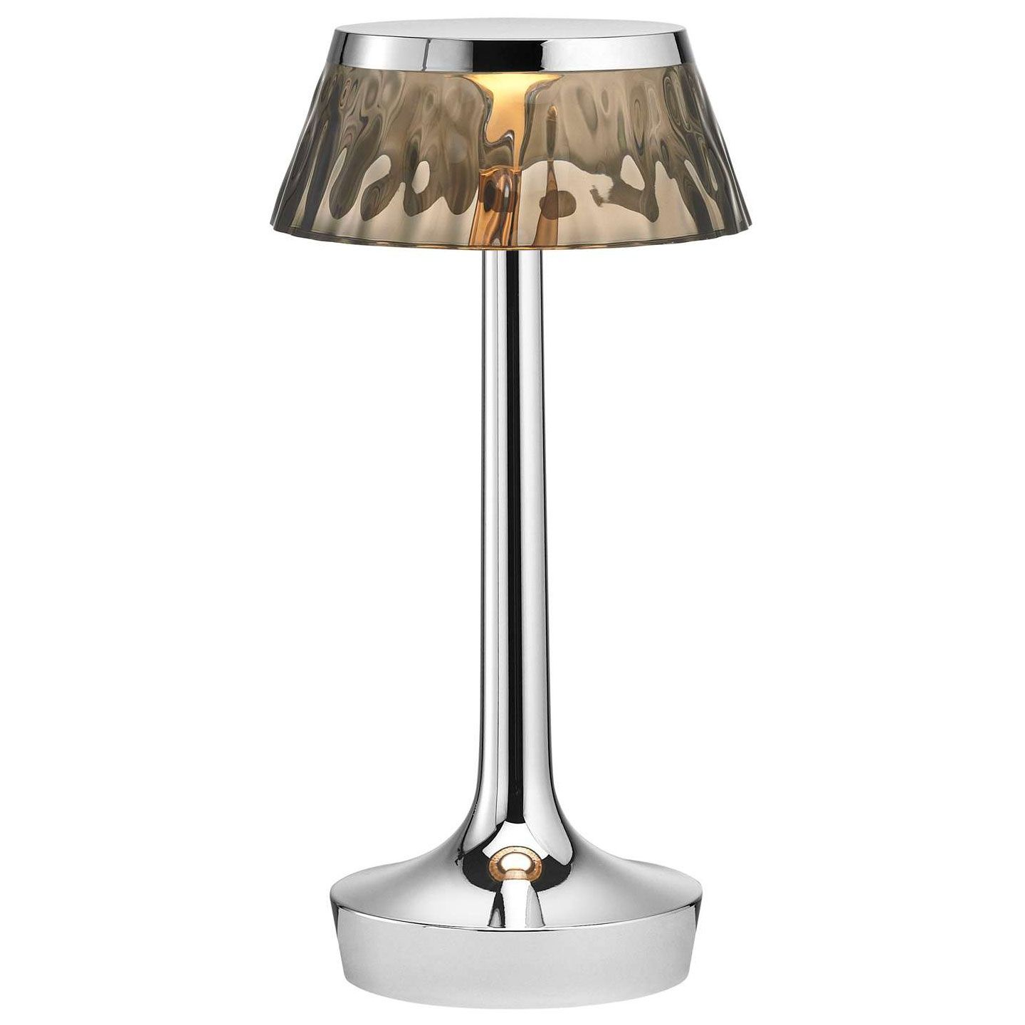 Photo of Bon Jour Unplugged Table Lamp by Flos Lighting | F1035057FM