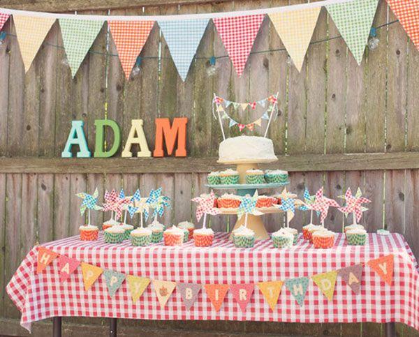 fiestas infantiles ideas para fiestas al aire libre