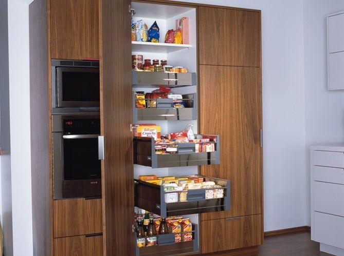 Isacréa Cucina Armoire de cuisine Cuisine Afsnee Pinterest - meuble cuisine porte coulissante ikea