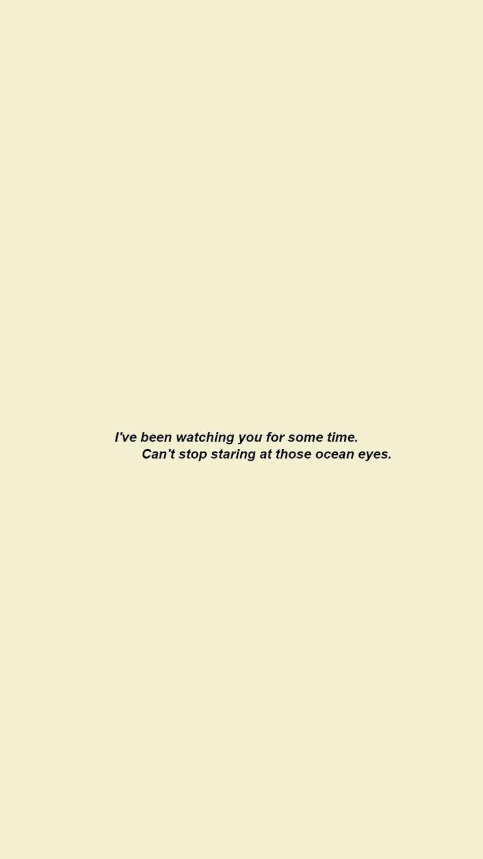 quotes deep Tumblr   songlyricsquotesbillieeilishoceaneyes ...