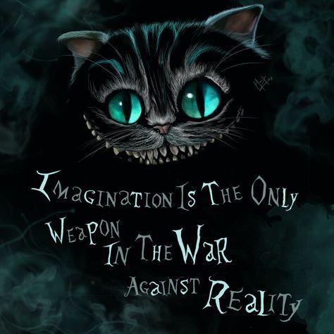 59 Ideas Quotes Alice In Wonderland Cheshire Cat Tim Burton For 2019 Alice In Wonderland Drawings Alice And Wonderland Quotes Cheshire Cat Quotes