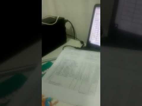 Aluna Ana do Fórmula Digitador Online trabalhando ...