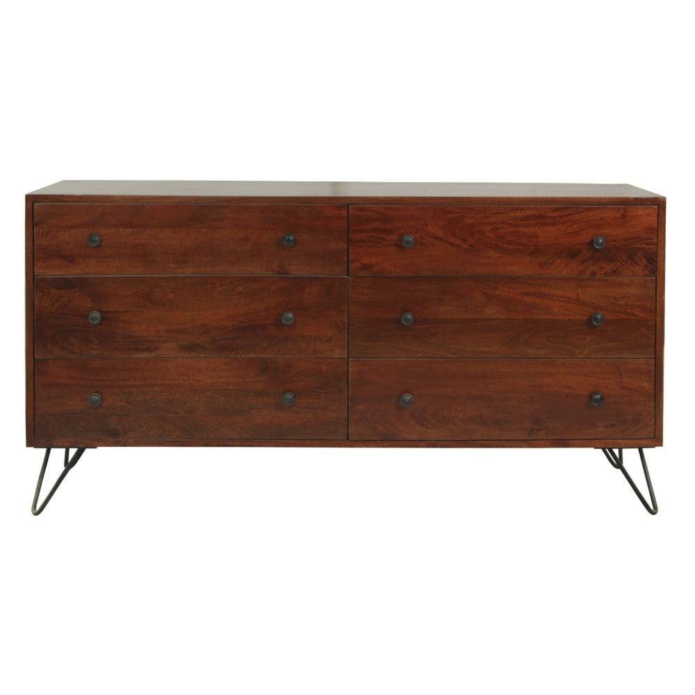 Mael 6 Drawer Dresser 6 Drawer Dresser Six Drawer Dresser Dresser