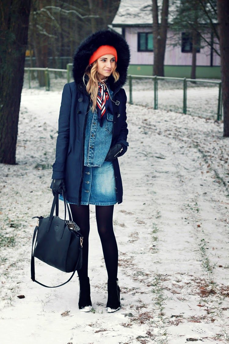 258759d059fd 7 Ways to Make Your Heavy Parka Actually Look Cute